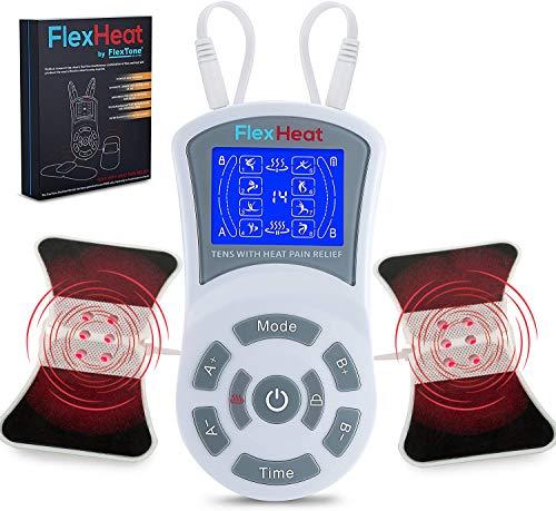 FlexHeat Tens EMS Unit with Heat