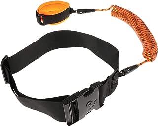 Prettyia Kids Safety Leash Anti Lost Wrist Strap Baby Walk Child Toddler Link Harness 2.5 Meters - Orange, 2.5 Meters