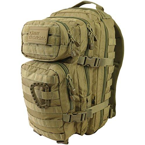 Kombat UK hex-tac klein MOLLE Assault Pack Einheitsgröße Coyote