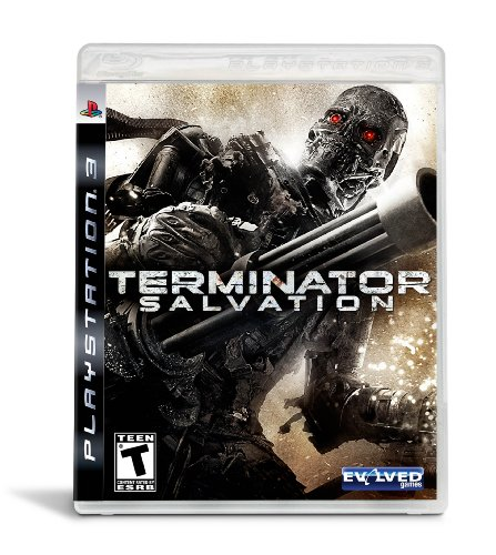Terminator: Salvation - Playstation 3 by Warner Bros