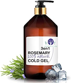 Gel de Romero 3en1 Efecto Frío, Circulación & Anti Dolor (1000 ml)