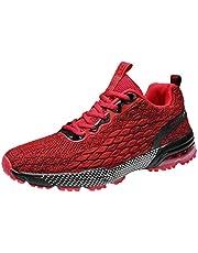 DAIFINEY Sportschoenen voor heren, mesh, slijtvast, straatloopschoenen, sportschoenen, loopschoenen, joggingschoenen, wandelschoenen, fitnessschoenen