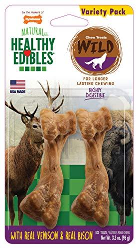 Nylabone Healthy Edibles WILD Natural Long Lasting...