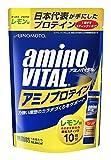 アミノバイタル プロテイン レモン 10本入 袋43g