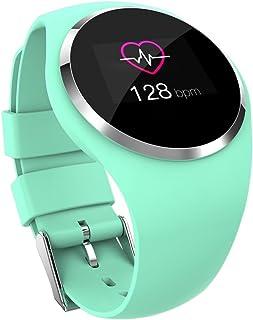 Fitness Reloj de pulsera con pulsómetro resistente al agua