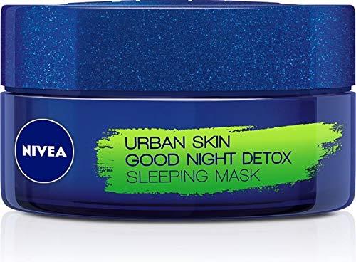 Nivea Städtische Haut Melt-in Schlafmaske, 50 ml