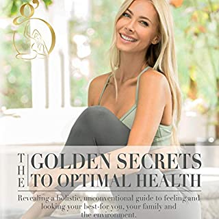 The Golden Secrets to Optimal Health cover art