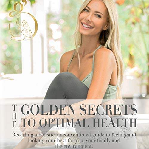 The Golden Secrets to Optimal Health audiobook cover art