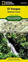 By National Geographic Maps - Trails I - El Yunque National Forest (National Geographic Trails Illustrated (2001) (2001-01-16) [Map]