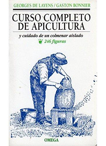 CURSO COMPLETO DE APICULTURA (TECNOLOGÍA-AGRICULTURA)