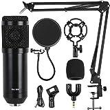 Best Condenser Mics - SlideNBuy® Condenser Microphone Bundle, BM-800 Mic Kit New Review