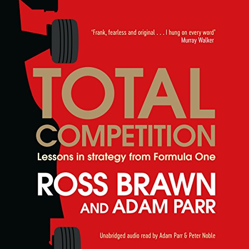 Total Competition audiobook cover art