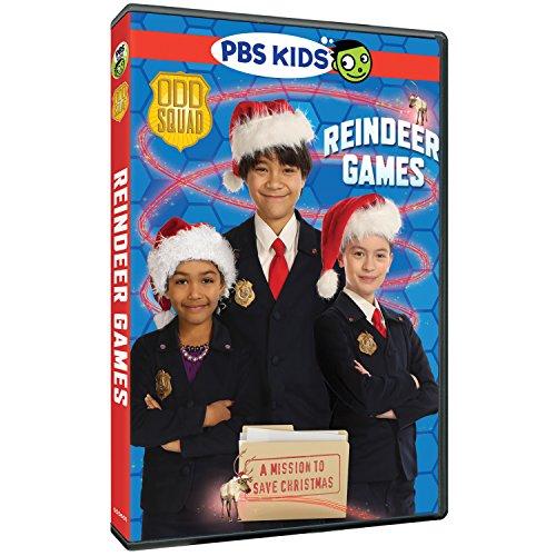 Odd Squad: Reindeer Games