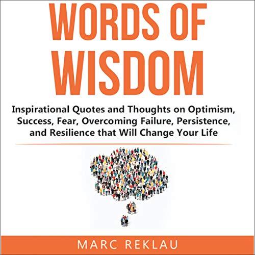 Words of Wisdom Audiobook By Marc Reklau cover art