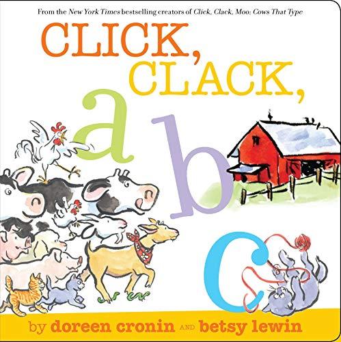 Click, Clack, ABC (A Click Clack Book)