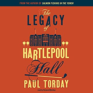 The Legacy of Hartlepool Hall cover art