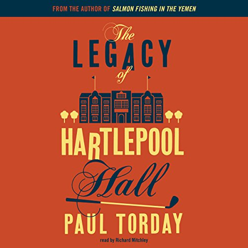 The Legacy of Hartlepool Hall  By  cover art