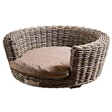Happy House Rattan rund Sofa, klein