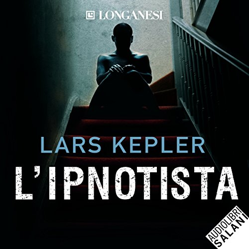L'ipnotista audiobook cover art