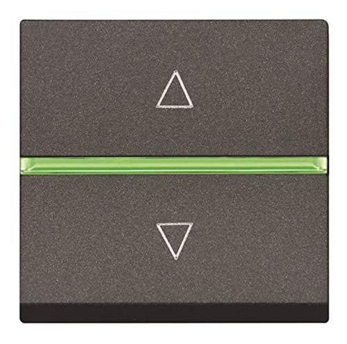 Niessen zenit - Interruptor rele persiana serie zenit antracita