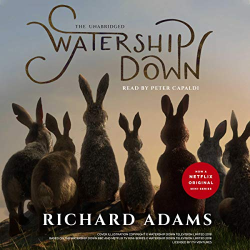 Page de couverture de Watership Down