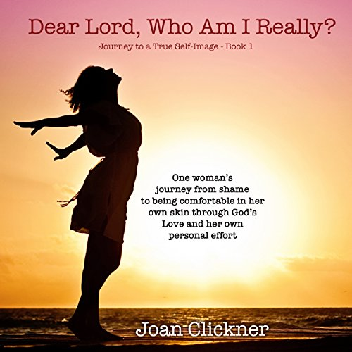 Dear Lord, Who Am I Really? audiobook cover art
