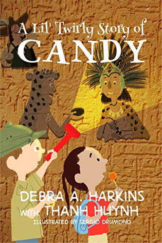 A Lil' Twirly Story of Candy (English Edition)