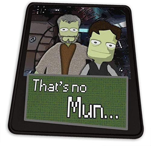 That's No Mun Ksp Hemming The Mouse Pad 10 X 12 Inch Esports