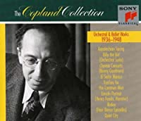 Copland Collection by Aaron Copland