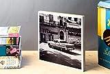 Havanna, Kuba, Street, Oldtimer, Fotografie, Foto auf Holz, im Quadrat, 22 x22 Graffiti handmade Geschenk für ihn, Wanddeko, Geschenkidee