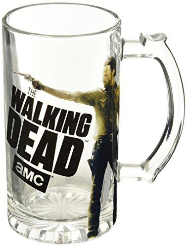 JUST FUNKY WD-Bmg-3901-SP-01 Walking Dead Rick, Beer Mug