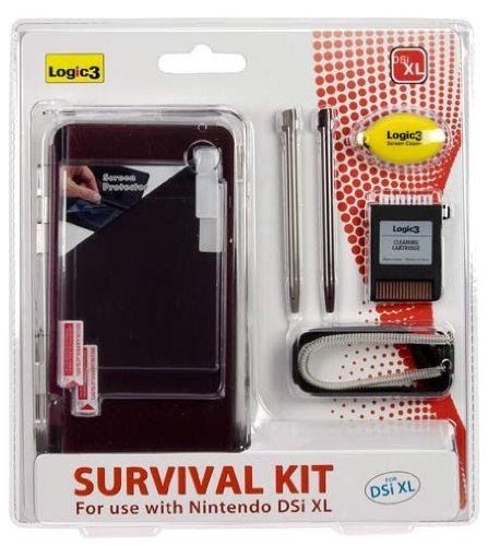 DSi XL Survival Kit Logic3