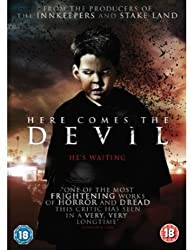 Here Comes the Devil (2012) is available on DVD (Region 2) from Amazon.co.uk