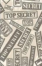 Top Secret: Mini Notebook