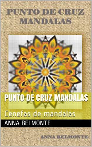 PUNTO DE CRUZ MANDALAS: Cenefas de mandalas