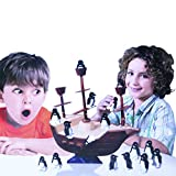 YCC Balance Seesaw Toys, Pirate Ship Balance Games, Puzzle Parent Toys, Table Games Toys