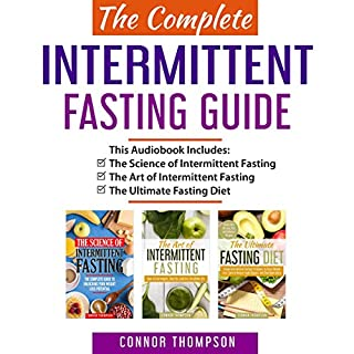 The Complete Intermittent Fasting Guide cover art