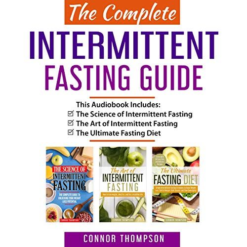 The Complete Intermittent Fasting Guide audiobook cover art