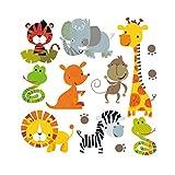 Hergon Bonitos parches de animales para ropa de niños, pegatinas de bricolaje, parche para planchar, para bolsas, sombreros, jeans, apliques de decoración, 97#