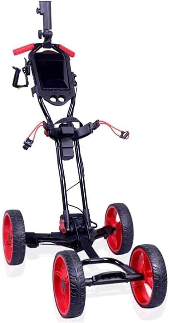 HAO KEAI Max 71% OFF Golf Cart Carts Trolley OFFicial shop Push G