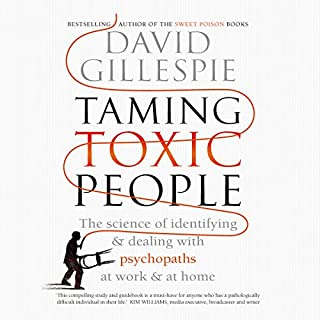 Taming Toxic People cover art