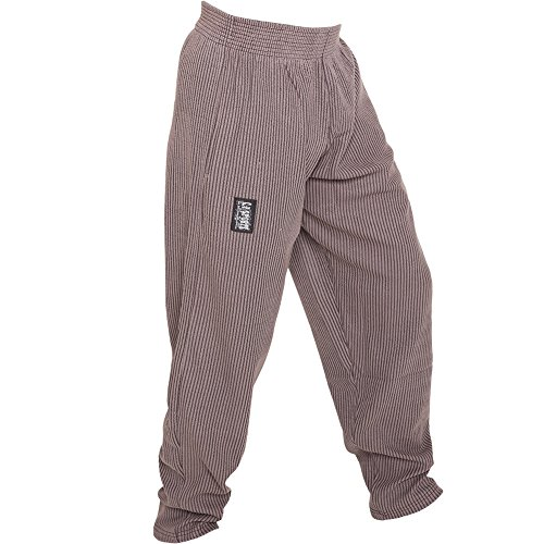 C.P.Sports Herren Traininghose in dungelgrau S10 Body Pant Bodybuilding Hose Fitness Sweatpants Fitnesshose in dunkelgrau, Jogginghose XL