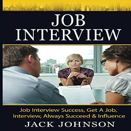 Job Interview audiobook cover art