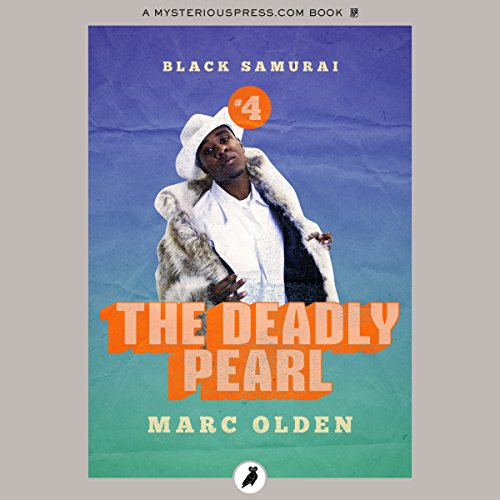 The Deadly Pearl audiobook cover art