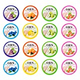 FOMIYES Facial Makeup Remover Nail Pads: 20 Boxes Cartoon Nail Polish Remover Wipes Non Woven Manicure Facial Cleaning Cushions Random Color