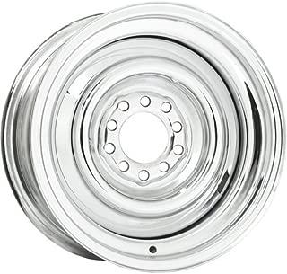 Wheel Vintiques 10-570604 Chrome 10-Series Smoothie Wheel Size: 15 x 7 Bolt Circ