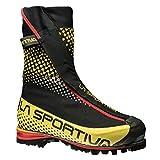 La Sportiva G5 Black/Yellow, Botas de Senderismo Unisex Adulto, 39 EU