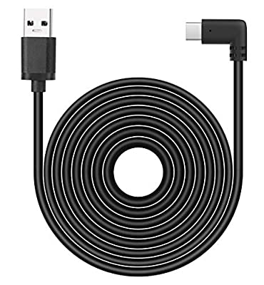 KIWI design Oculus Quest Link Cable 10ft/3m, High Speed Data Transfer USB Type-C Cable Compatible for Oculus Quest and Quest 2 to a Gaming PC by KIWI design