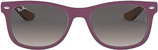 Ray-Ban Unisex Çocuk Güneş Gözlükleri 0RJ JUNIOR NEW WAYFARER 703311 48, Mor,