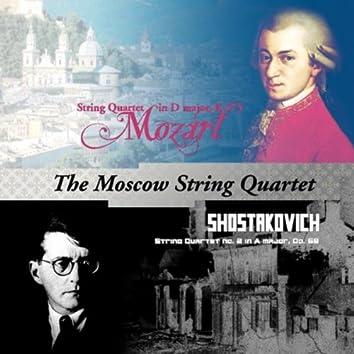 Mozart & Shostakovich